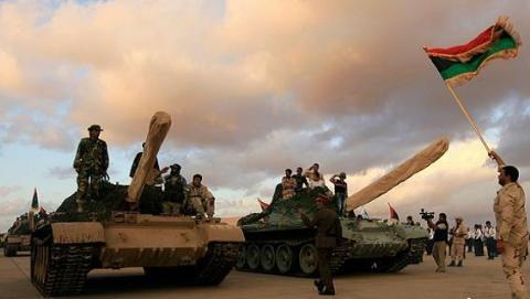 Phương Tây kích động nội chiến Libya, Nga cao tay hưởng lợi?