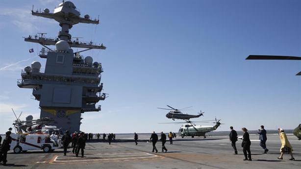 Kịch bản khiến tàu sân bay Mỹ nằm lại đáy biển