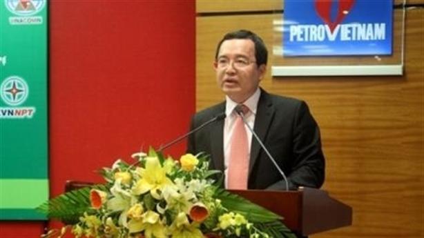 Ông Vũ Huy Hoàng từng bổ nhiệm vợ ông Nguyễn Quốc Khánh