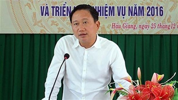 Ông Trịnh Xuân Thanh đối mặt với tội danh mới