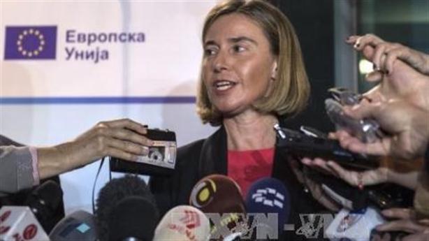 EU toan tính ra tay hái quả ngọt tại Syria?