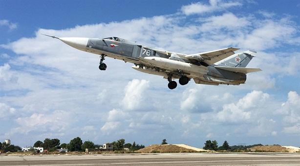 Cường kích Su-24 đánh một đòn chết 2 tại Syria