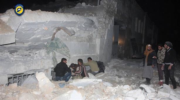 Mỹ không kích nhầm nhà thờ Aleppo, 50 người chết thảm?