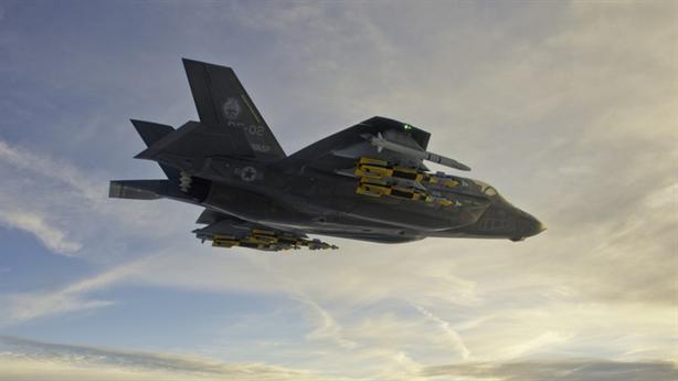 F-35 xưng bá thế giới với vũ khí ngoại