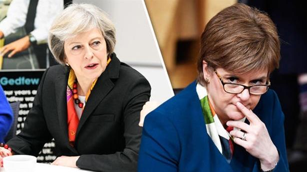 Diễn biến mới Scotland tách khỏi Anh