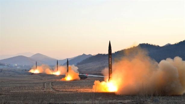 Tên lửa hạt nhân Triều Tiên bước sang trang mới