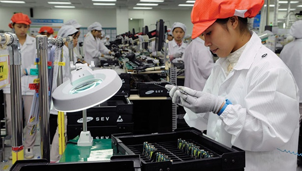 Đá tảng cản doanh nghiệp Việt: Cơ hội cho FDI Trung Quốc