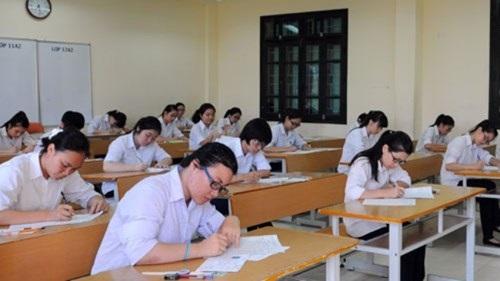 Đề môn Toán ở Hà Nội bị sai: Lại lỗi đánh máy