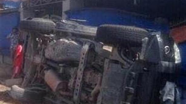 Xe biển xanh tai nạn, một cán bộ công an tử vong