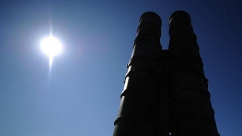 Nga phóng tên lửa trấn giữ Biển Đen