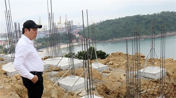 Hầm chui sông Hàn liên quan đến 40 biệt thự Sơn Trà?