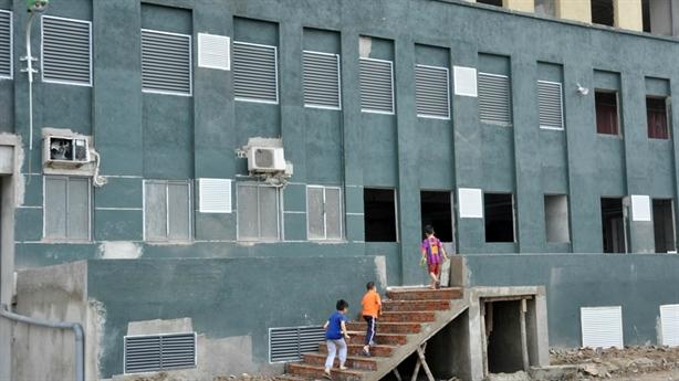 Hà Nội quên cháy chung cư, nhà giàu vào công trường ở