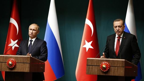 Thổ Nhĩ Kỳ vẫn trừng phạt Nga vì cần tiền EU?