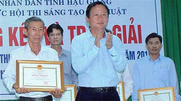 Huỷ khen thưởng Trịnh Xuân Thanh: Truy thu tiền thưởng?