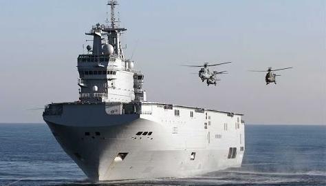 Vì sao Pháp điều tàu Mistral đến châu Á-Thái Bình Dương?