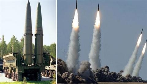 Mỹ rút tên lửa EU thì Nga gỡ Iskander khỏi Kaliningrad