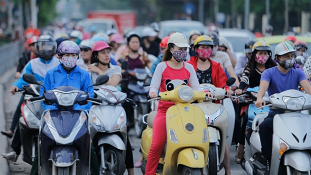 85% dân Hà Nội ủng hộ bỏ xe máy: Sao lạ vậy!
