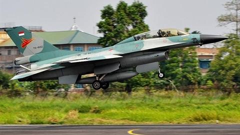 Mỹ chuyển gấp F-16 khi Nga ưu ái đặc biệt Indonesia
