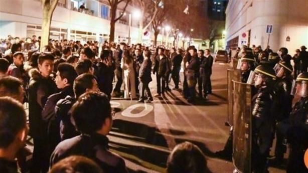 Cảnh sát Pháp bắn chết người gốc Hoa, Trung Quốc phản đối