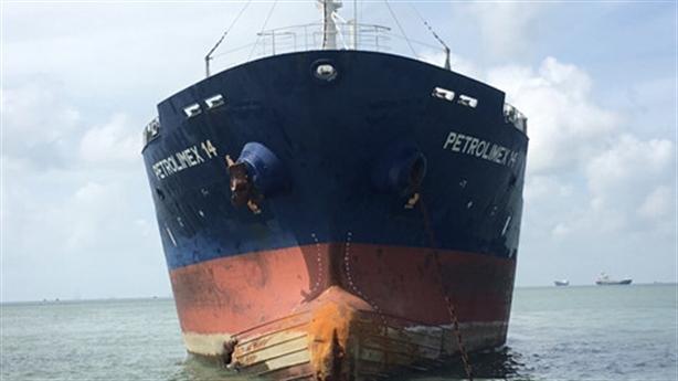 Chìm tàu Hải Thành: Petrolimex 14 không cứu ngay sau khi đâm?
