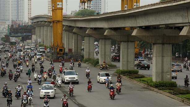 Đường sắt đô thị HN tăng vốn khủng: Thế giới không có