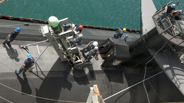 Tàu ngầm nội địa Đài Loan dùng ngư lôi Mỹ