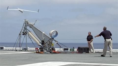 Khả năng đặc biệt của UAV ScanEagle trước đối thủ