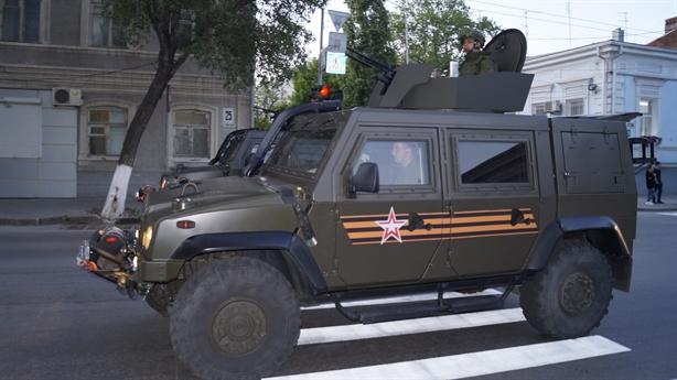 Nga nhận thêm khí tài do NATO sản xuất