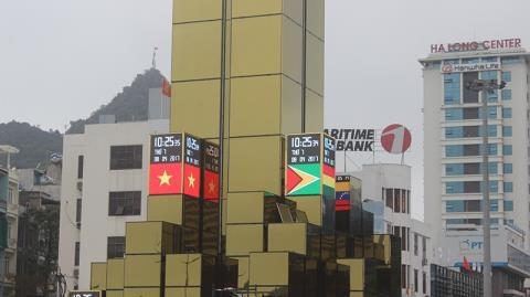 Hạ Long thừa nhận xây đồng hồ 35 tỷ từ ngân sách