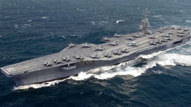 Lý do đặc biệt khiến tàu CVN-78 chậm trang bị