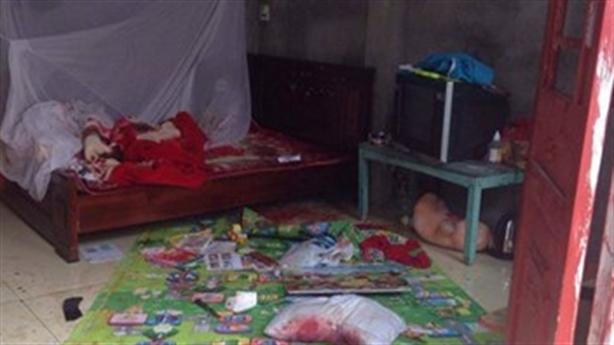 Sát hại cả nhà trong đêm: Tiếng trẻ hét thất thanh