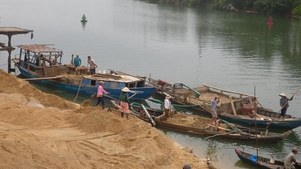 Cát tặc lộng hành tại Bắc Ninh: Bộ thanh tra toàn diện
