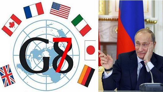 Mỹ mang ghế G7 dụ hoặc Nga bỏ Assad?