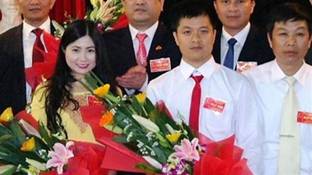 Bổ nhiệm hotgirl Quỳnh Anh: Chưa ai nhận trách nhiệm