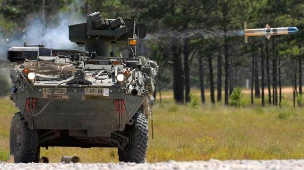 Vũ khí laser Mỹ bắn rụng trăm quả đạn trong thử nghiệm