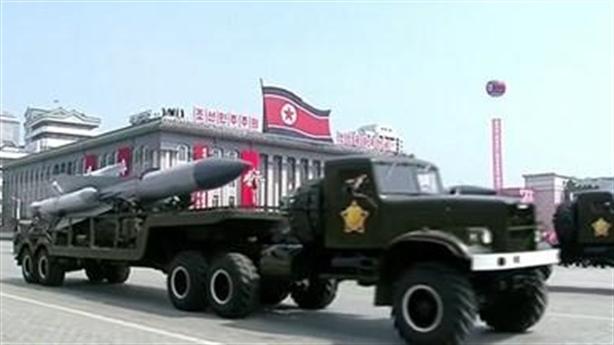 Chuyển động nóng Triều Tiên: Bắc Kinh làm đổi hướng Tomahawk?