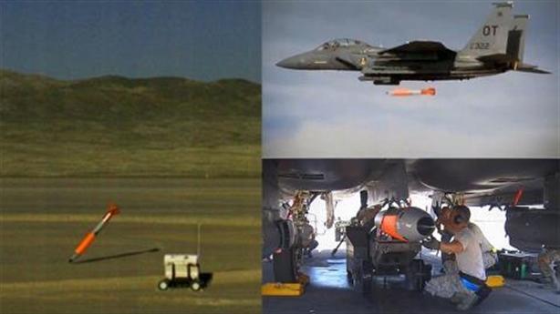 Mỹ thả bom hạt nhân B61-12 nâng cấp