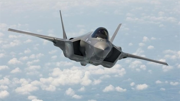 Mỹ mang con bài quyết định F-35 tới Anh dọa Nga
