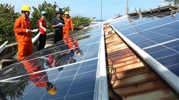 Thủ tướng giao EVN trách nhiệm mua điện mặt trời