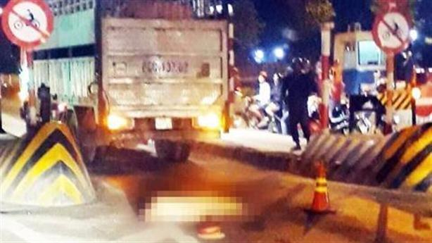 Tin mới vụ xe tải cán chết Thiếu tá CSGT Đồng Nai