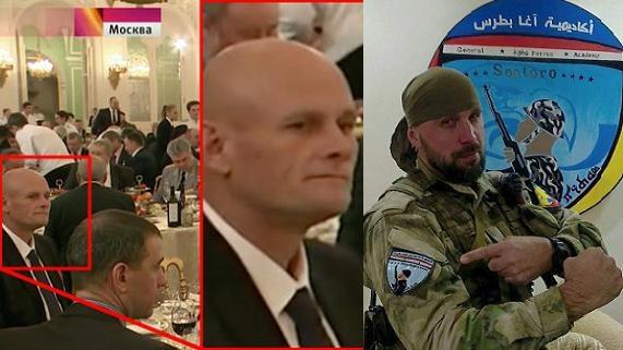 Vén màn bí ẩn lực lượng lính đánh thuê Nga ở Syria