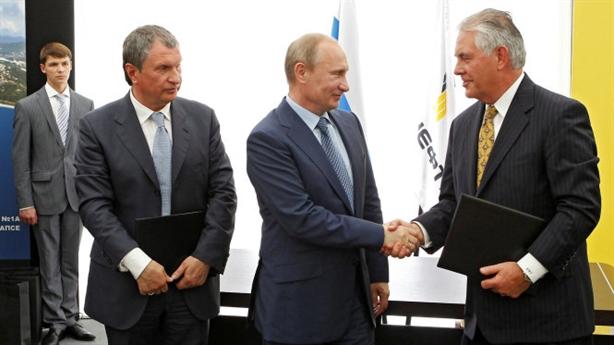 Tập đoàn Mỹ nộp đơn xin quan hệ với Nga