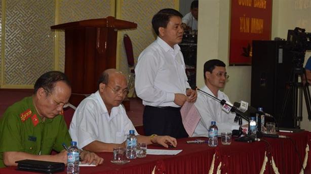 Lời hứa của Chủ tịch Chung với người dân Đồng Tâm