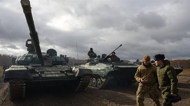 Mỹ vội vàng cải chính thông tin mua tăng T-72