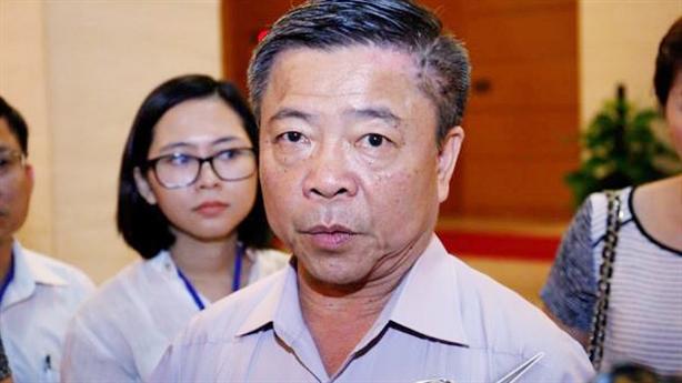 Ông Võ Kim Cự bị cách chức nguyên Bí thư Hà Tĩnh
