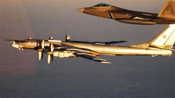 Tu-95 áp sát Alaska, tra tấn Mỹ bên miệng hố chiến tranh