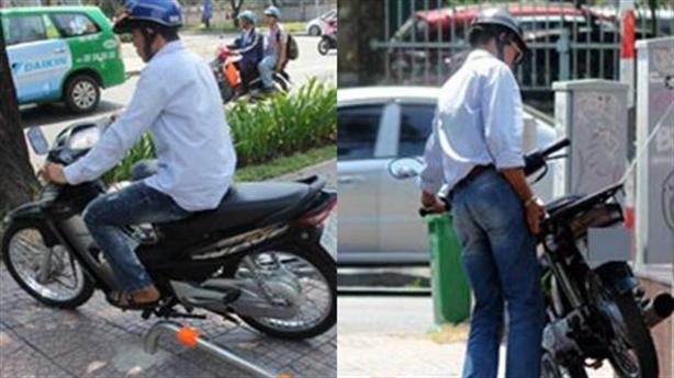 Cấm xe máy, nới ô tô: Đừng cường điệu