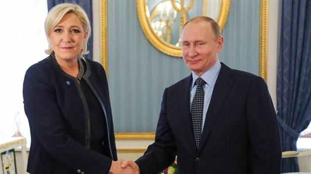 Bà Le Pen muốn cải tổ EU, sống hòa bình với Nga