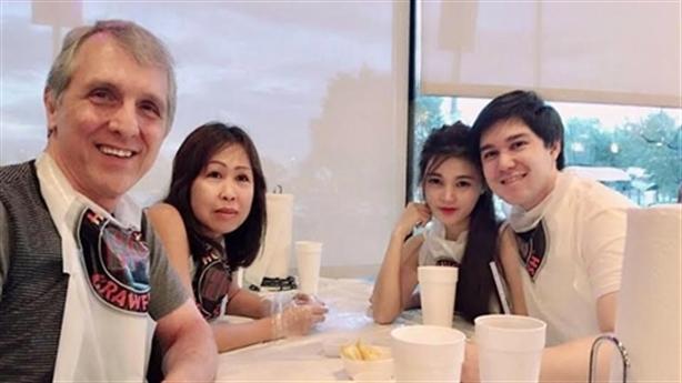 Cô gái Sài Gòn 'đốn gục' chàng trai Mỹ trong 7 ngày