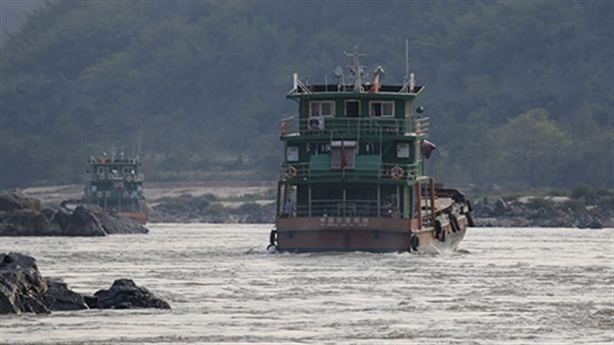 Trung Quốc cho nổ lòng sông MêKong: Hiểm họa môi trường